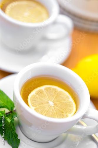Fototapety, obrazy: Cups of Tea