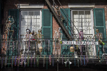 Skull Parade New Orleans