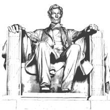 Lincoln - Mémorial - Abraham ...