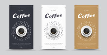 Design Packaging For Coffee Wi...