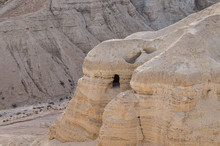 View Of The Qumran National Pa...