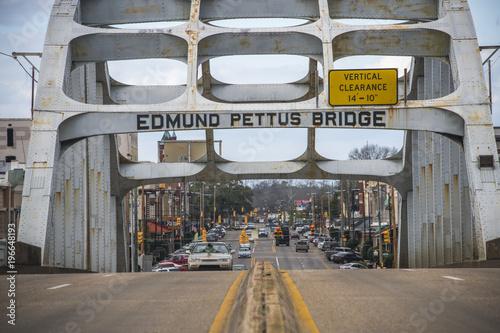 Photo  Edmund Pettus Bridge