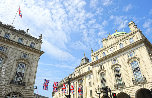 Photo  Piccadilly Circus and Regent Street, London, United Kingdom