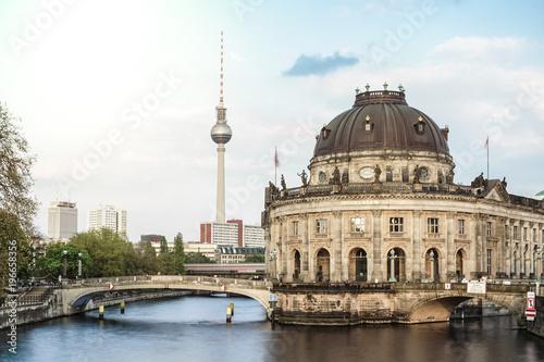 Fotografie, Obraz  Berliner Museumsinsel