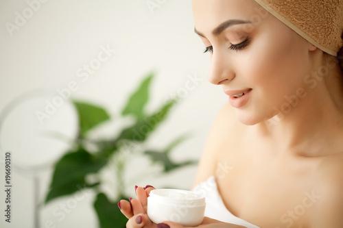 Skin care Fototapeta
