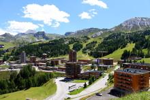 La Plagne Centre, Vallée De La Tarentaise, Savoie, Auvergne-Rhône-Alpes, France