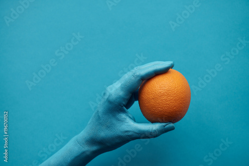 Appetizing Fresh Orange