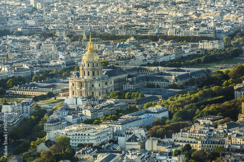 Fotografia, Obraz  The National Residence of the Invalids or Hotel des Invalides