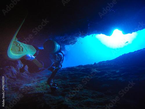 Fotografia okinawa diving