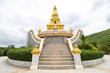 Beautiful temple at Nong Bua Lamphu Province, Thailand