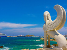 The Naxos (Naxian) Sphinx Stat...