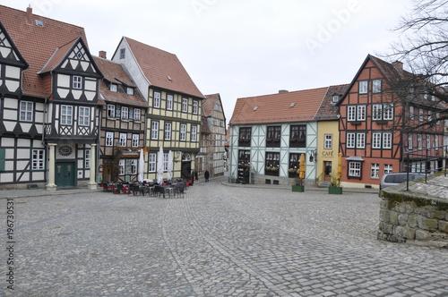 Photo  UNESCO World Heritage Quedlinburg