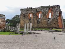 Panama La Vieja Old Spanish City Destroyed By Pirates