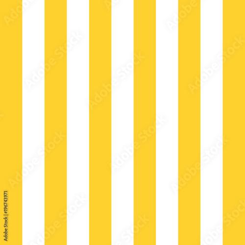 Cotton fabric Streifen gelb