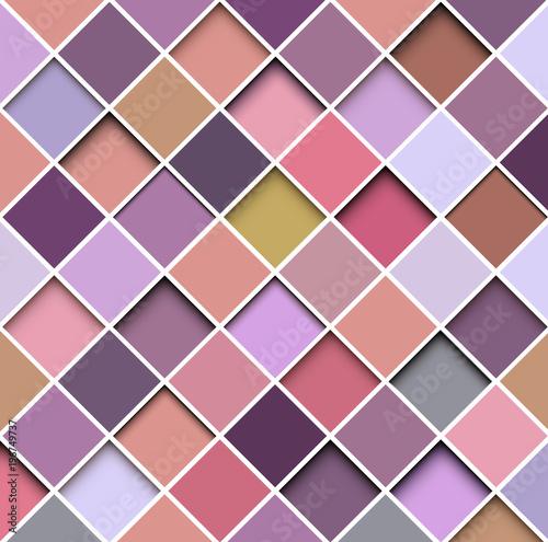 Fototapety fioletowe   mozaika-pudru-w-odcieniach-fioletu