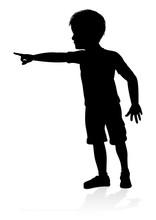 Child Kid Silhouette