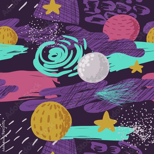 przestrzen-bez-szwu-dziecinne-kosmiczne-tlo-z-planet-gwiazd-i-elementow-abstrakcyjnych-dziecko-odreczne-doodle-do-tapet-tk