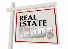 Real Estate Leads New Business...