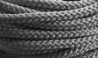nylon rope roll in black and white optic