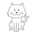 vector of cat