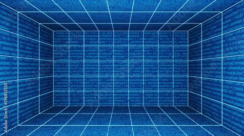 ee74befbab85 Virtual cyber reality room