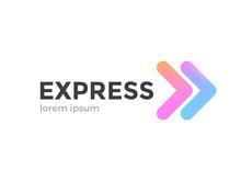 Transport Logistic Logo Of Exp...