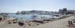 静岡県賀茂郡東伊豆町稲取の漁港