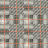 Seamless vector pattern. Fabric texture with Classic Glen Plaid pattern. Vector image. - 196845997