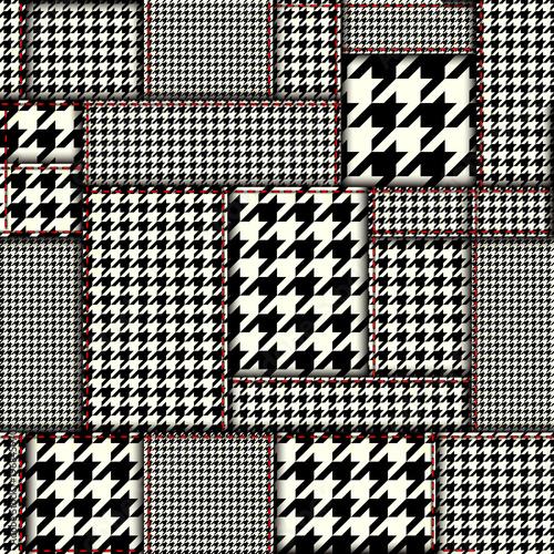 Seamless vector pattern Poster Mural XXL