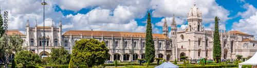 Ansicht des Hieronymusklosters in Lissabon,Portugal