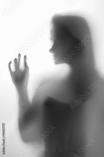 Obraz cień - fototapety do salonu