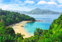 Picturesque View Of Andaman Se...