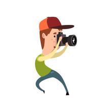 Professional Male Photographer...