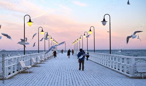 Obraz baltic nordic sea - fototapety do salonu