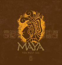 Maya. Ancient Civilization. Tr...