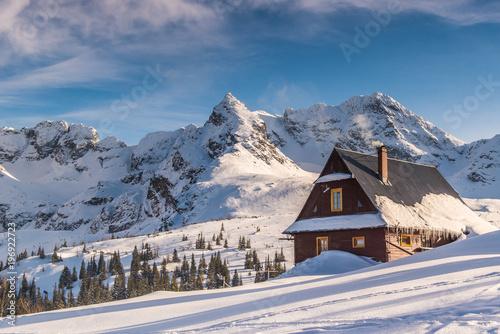 Tatra Mountains - Hala Gasienicowa, Koscielec, Swinica