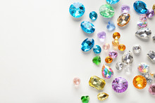 Colorful Precious Stones For J...