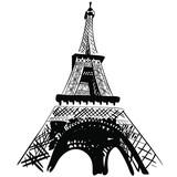 Fototapeta Fototapety z wieżą Eiffla - Wieża Eiffla w Paryżu Francja