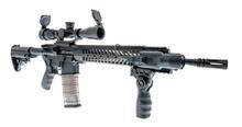 AR-15 On Isolated