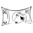 Banknot 20