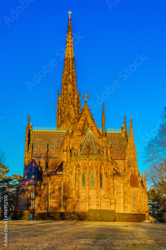 Cathedral of the Incarnation on the Sunset, Garden City, New York