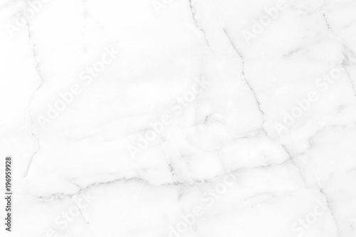 Tuinposter Stenen black and White marble texture background, abstract texture for design.