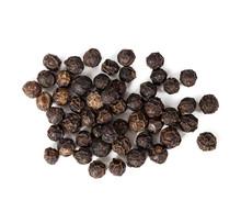 Black Pepper Peas Isolated On ...