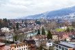 Panorama of Bern, Switzerland