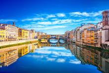 View Of Ponte Vecchio. Florenc...