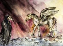 Pale Horse Of The Apocalypse W...
