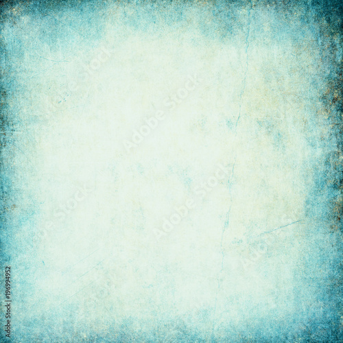 In de dag Retro Abstract Blue Background