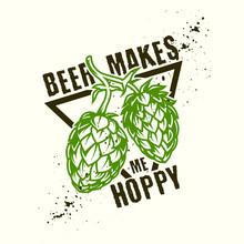 Hop Beer Design