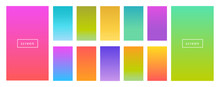 Color Gradient Modern Backgrou...