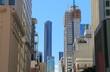 Downtown cityscape Brisbane Australia